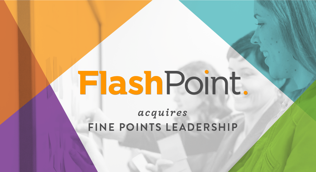 FlashPoint acquires Fine Points Blog Header