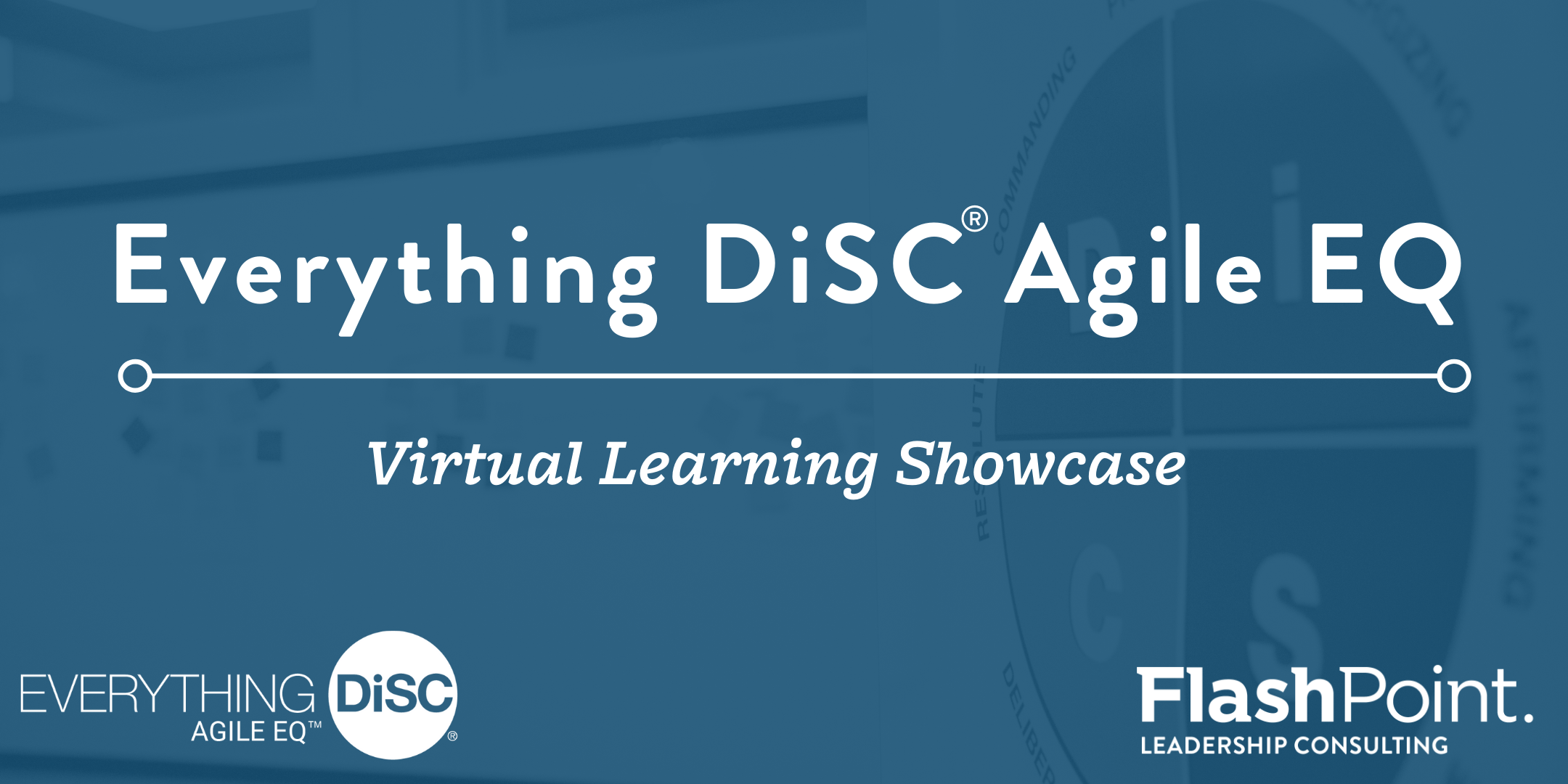 DiSC Showcase Header Everything DiSC Agility EQ