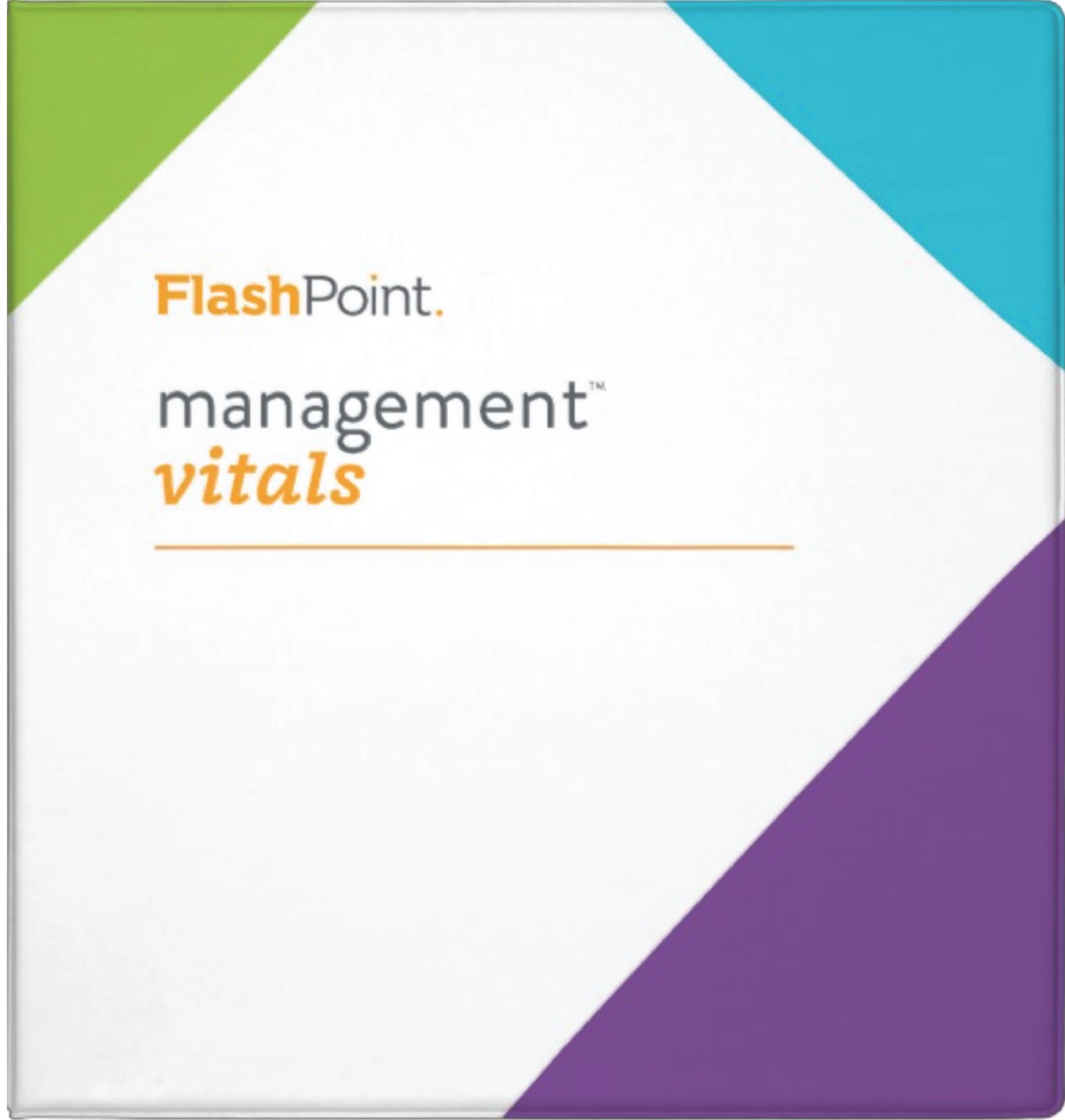 Management Vitals Manager Development Program