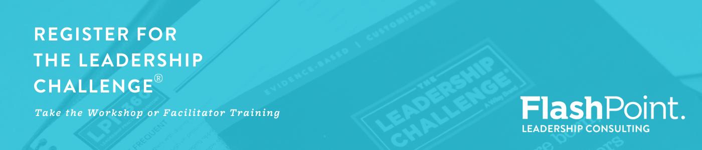 Register for The Leadership Challenge