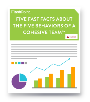Five Fast Facts About The Five Behaviors of a Cohesive Team.png