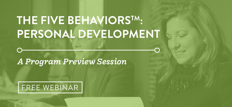 Five-Behaviors-Personal-Development-Webinar-LP-Graphic