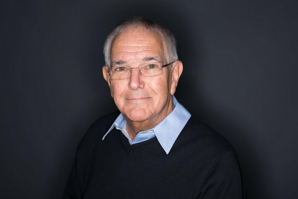 Dick Heller, facilitator and coach