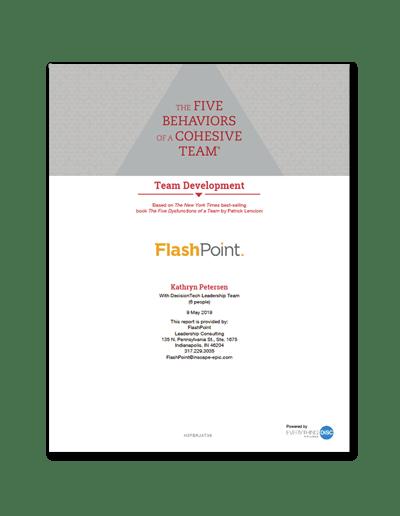 The-Five-Behaviors-Team-Development-Sample-Report-cover
