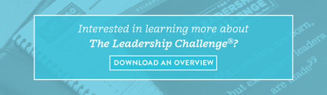 Download an Overview of The Leadership Challenge