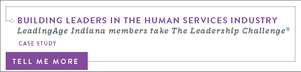 Building Leaders in the Human Services Industry
