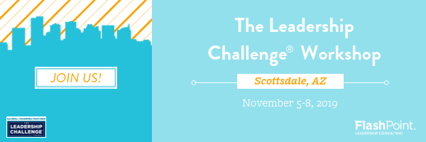 Attend The Leadership Challenge Workshop in Scottsdale